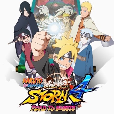 NARUTO SHIPPUDEN: Ultimate Ninja STORM 4 ROAD TO BORUTO eShop Nintendo Switch