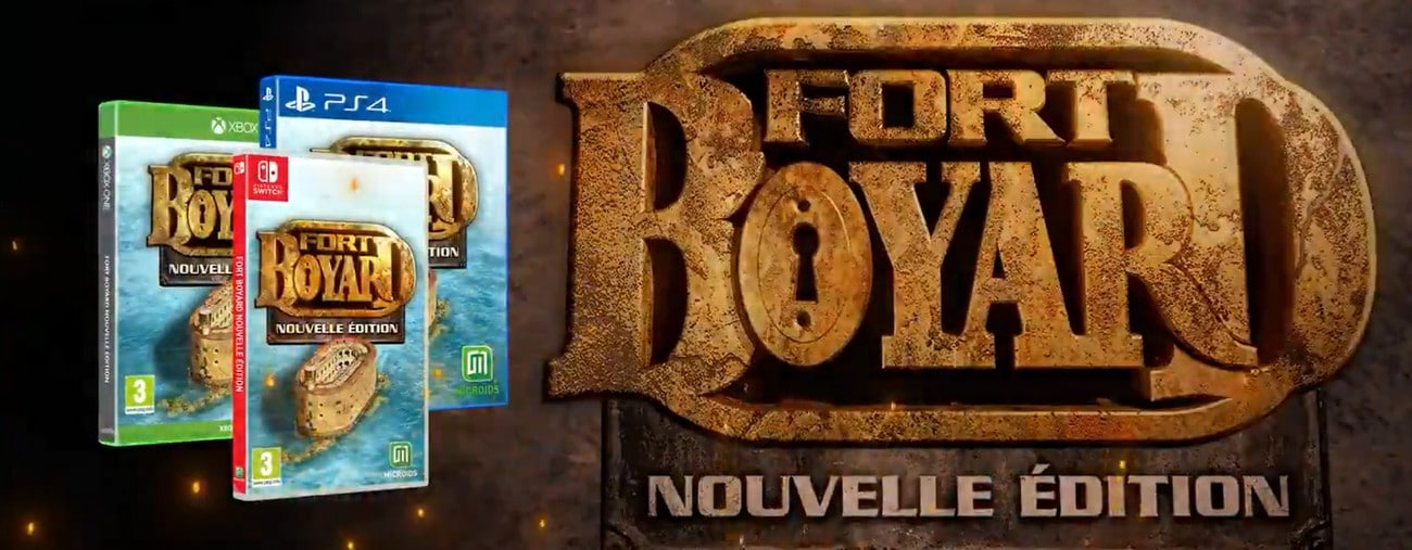 fort boyard nouvelle édition switch