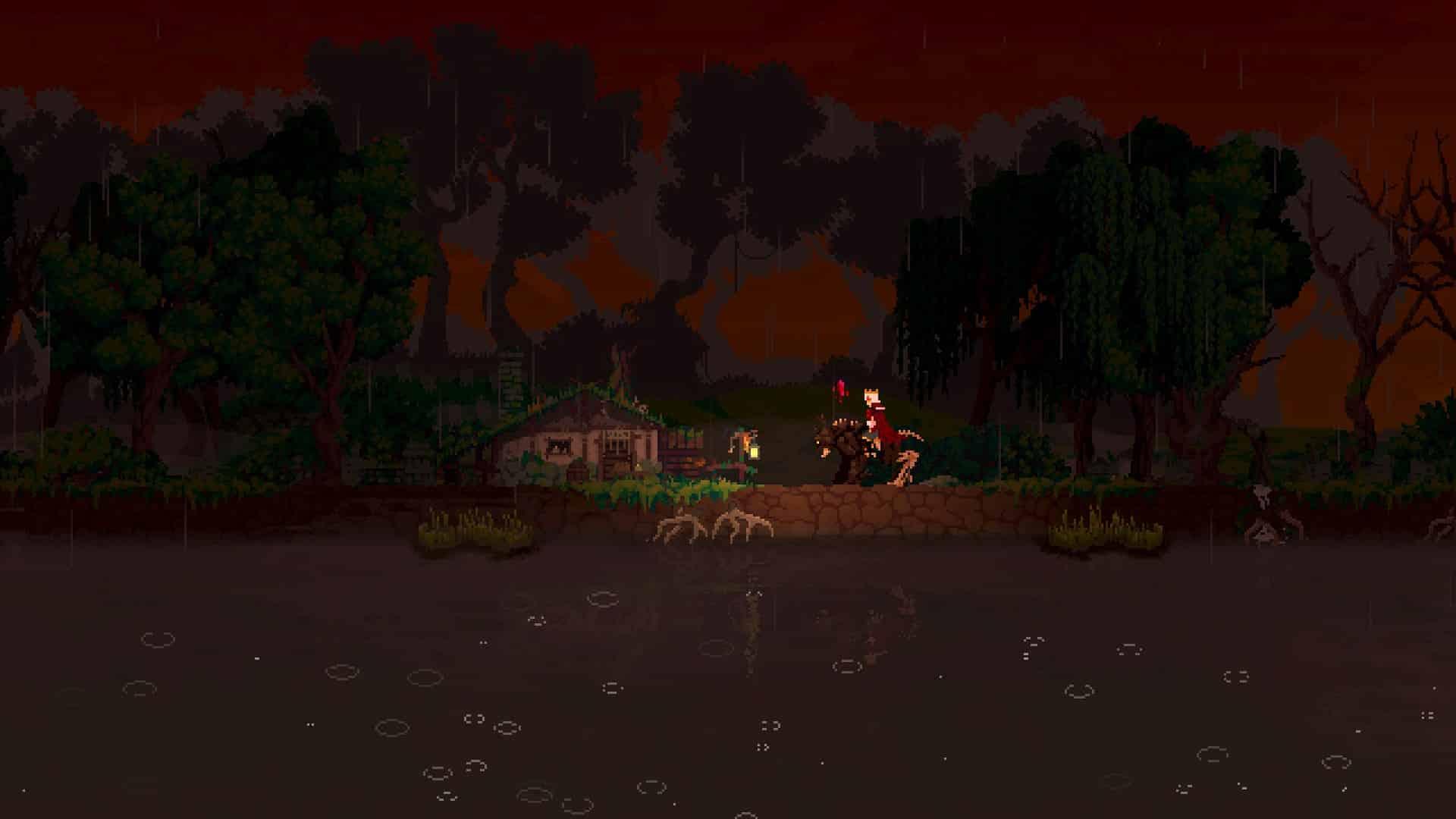 Kingdom Two Crowns: Dead Lands : Gebel