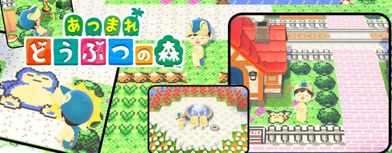 pokémon animal crossing: new horizons