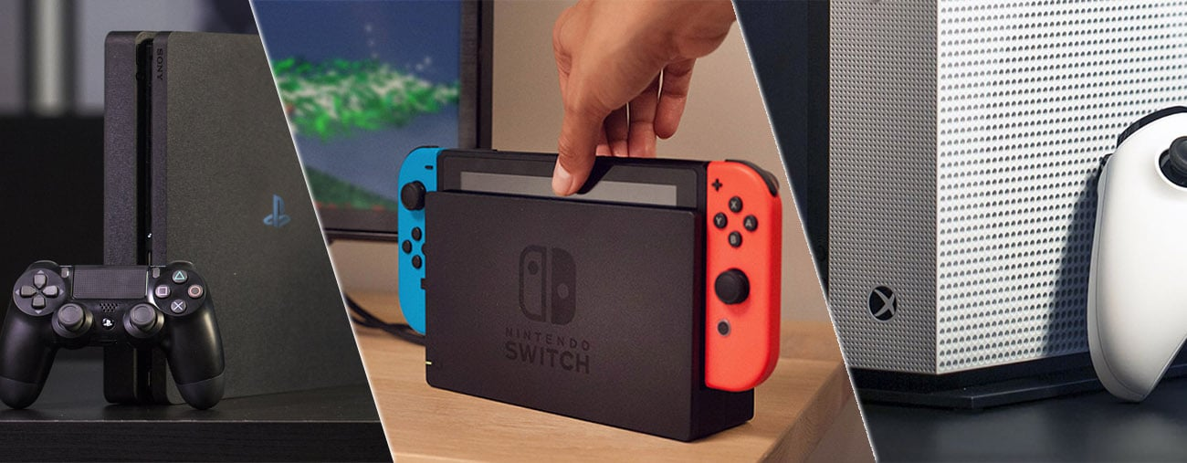 switch ruptures de stock ps4 xbox one