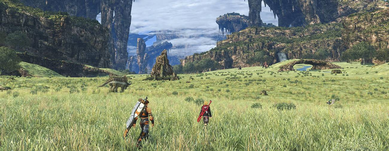 xenoblade chronicles: definitive edition header