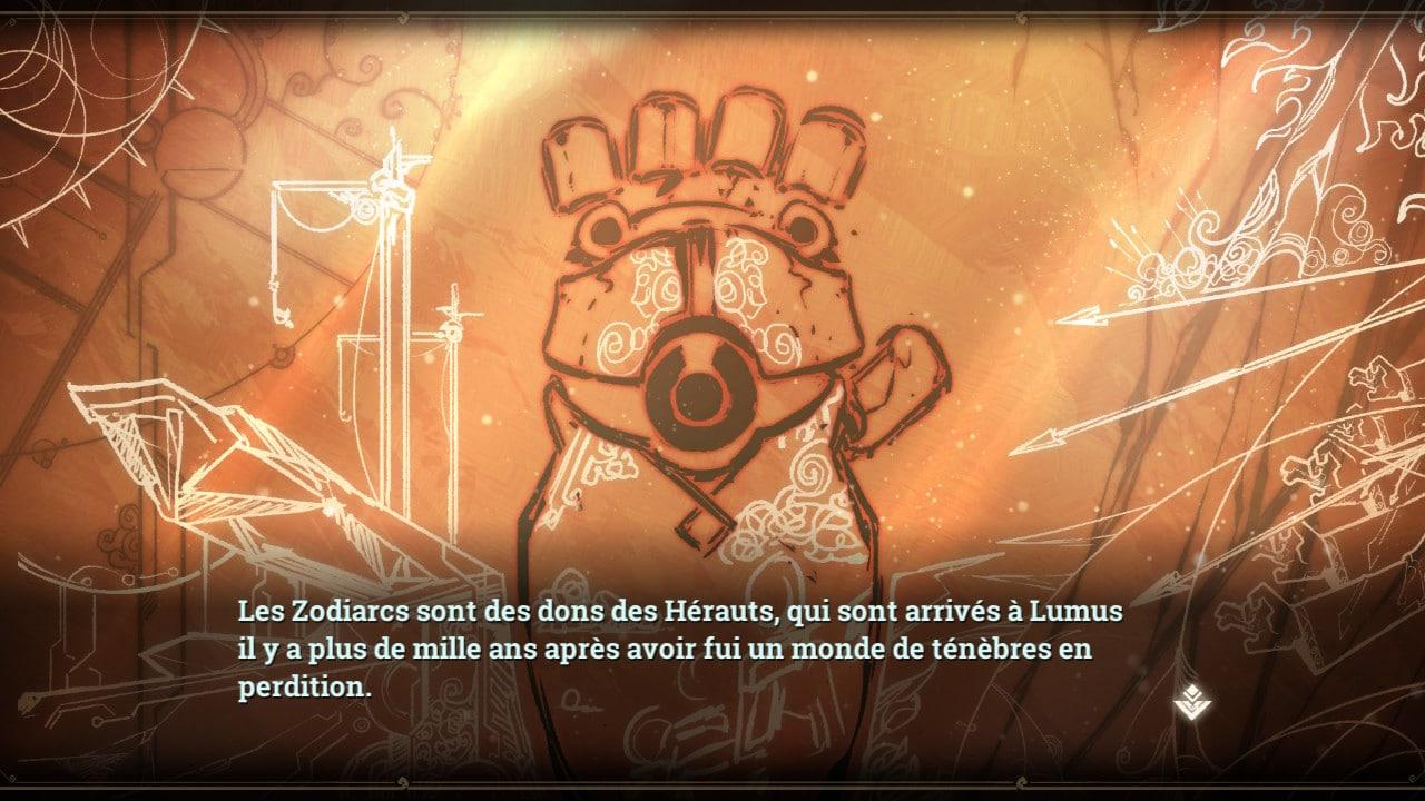 Chidren of Zodiarcs : du lore