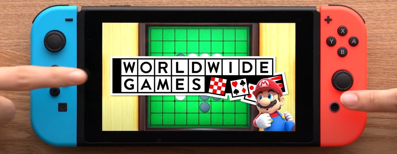51 worldwide games mario switch