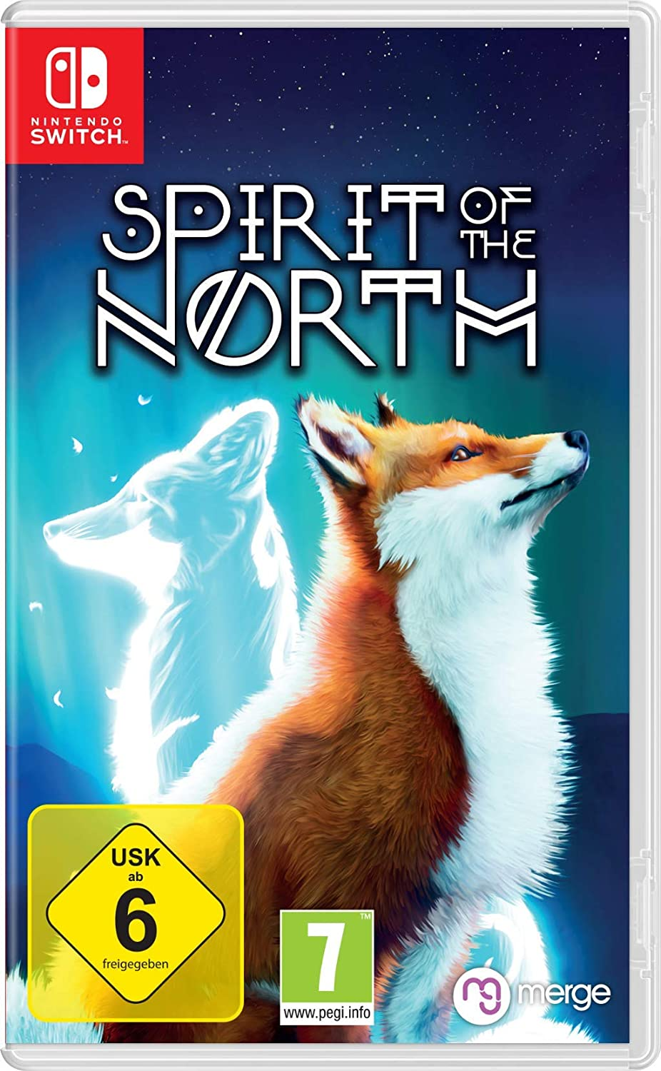 Spirit of the North Nintendo Switch