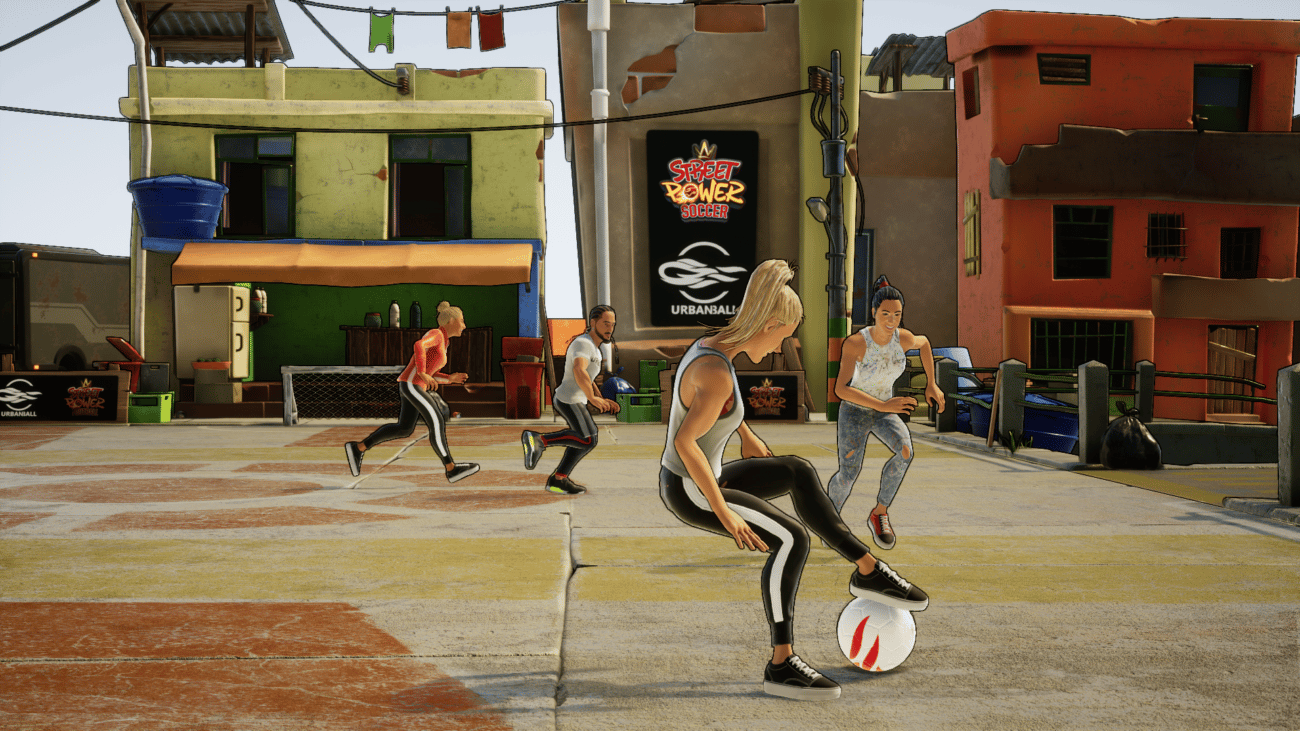 Street Power Football Nintendo Switch