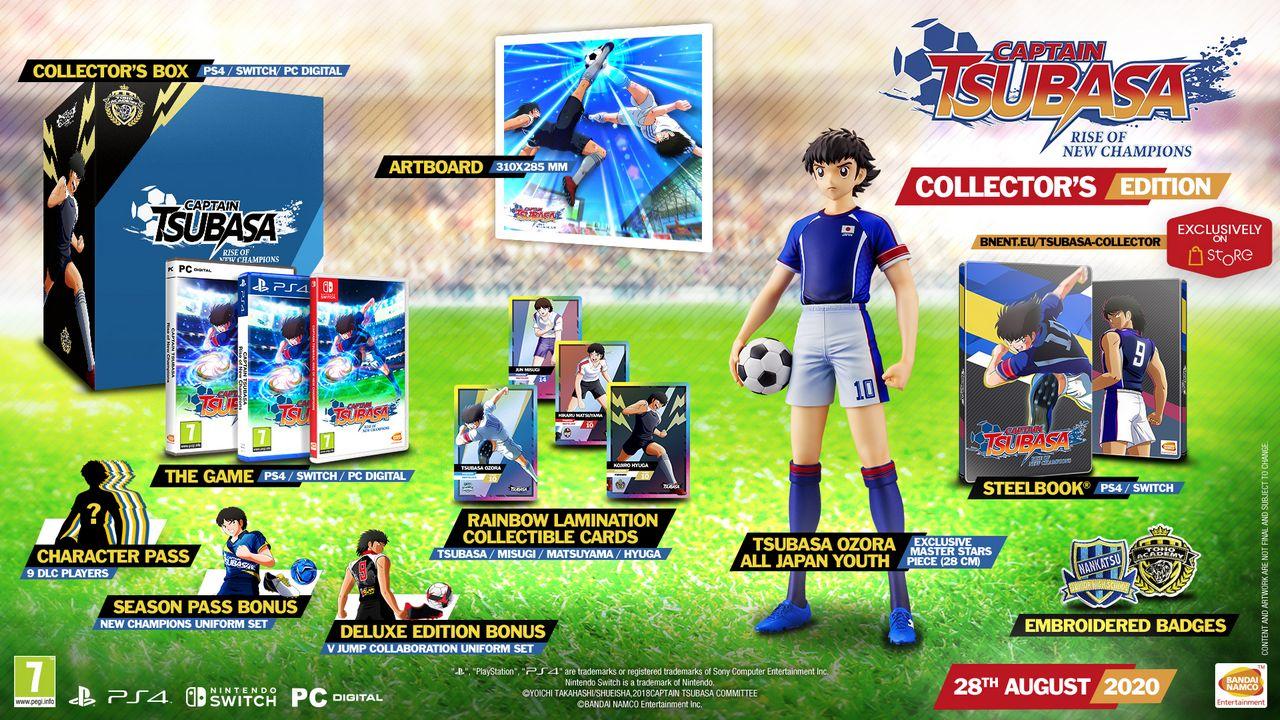 captain tsubasa collector 2