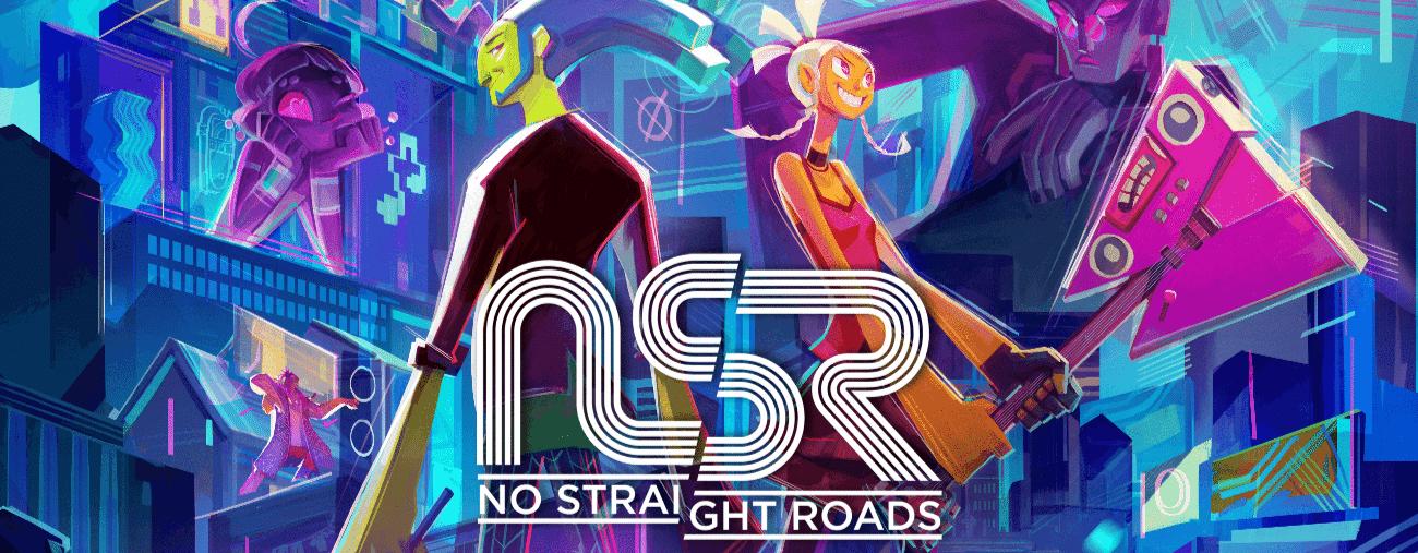 No Straight Roads en concert sur Switch en Juin