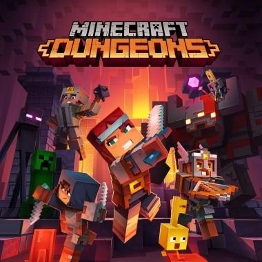 Minecraft Dungeons Nintendo Switch eShop