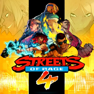 Streets of Rage 4 Nintendo Switch eShop