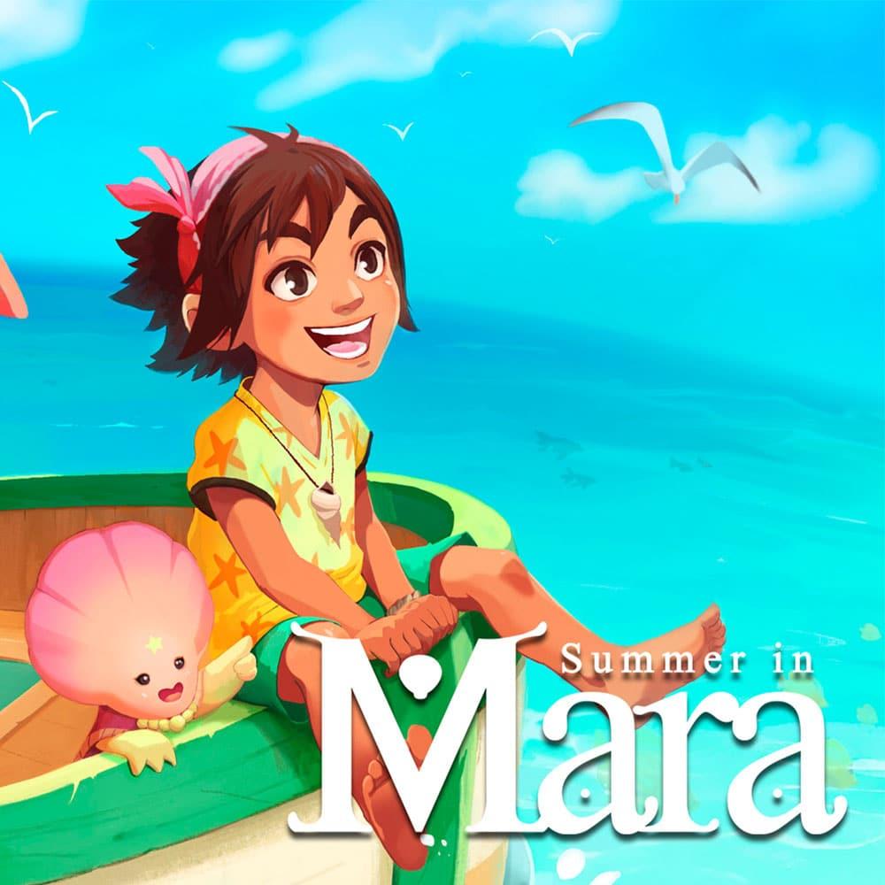 Summer in Mara Nintendo Switch eShop
