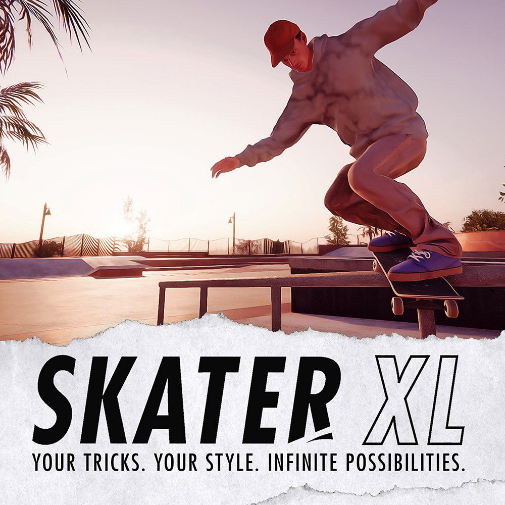 Skater XL Nintendo Switch eShop