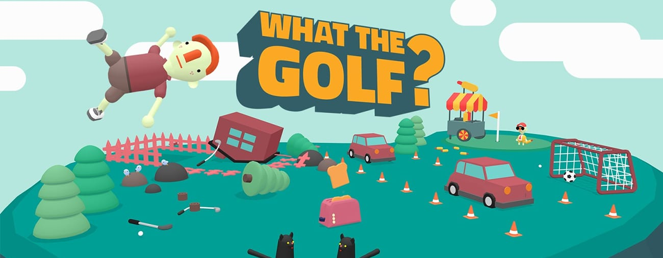 Test What the Golf Nintendo Switch