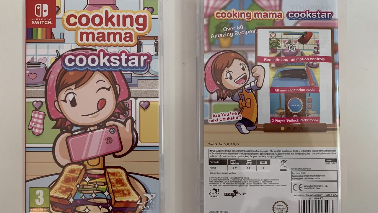 cooking mama cookstar switch test (9)