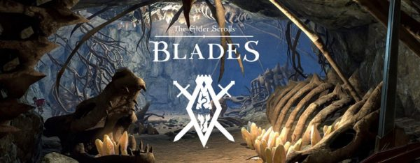 elder scrolls blades switch date de sortie