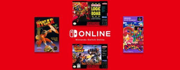 nintendo switch online nouveaux jeux mai 2020