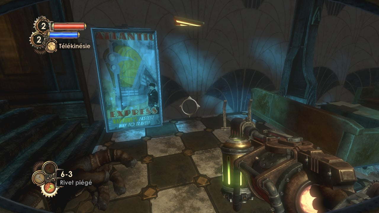 Bioshock the collection switch test