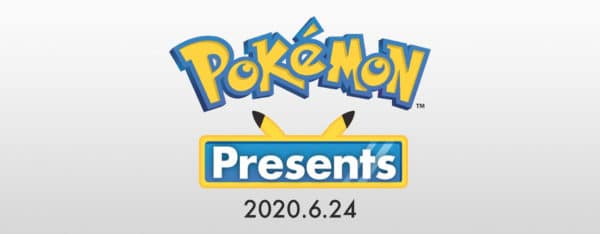Pokemon Presents 24 juin 2020