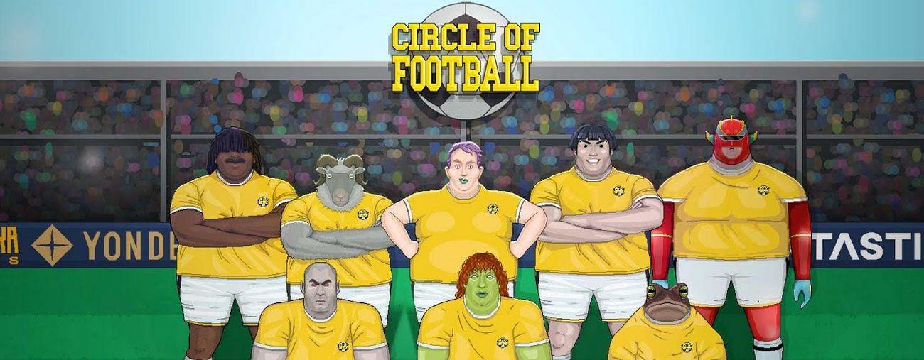 circle of football arcade nintendo switch