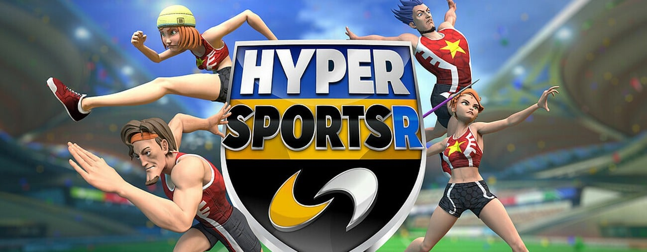 hyper sports r konami annulé switch