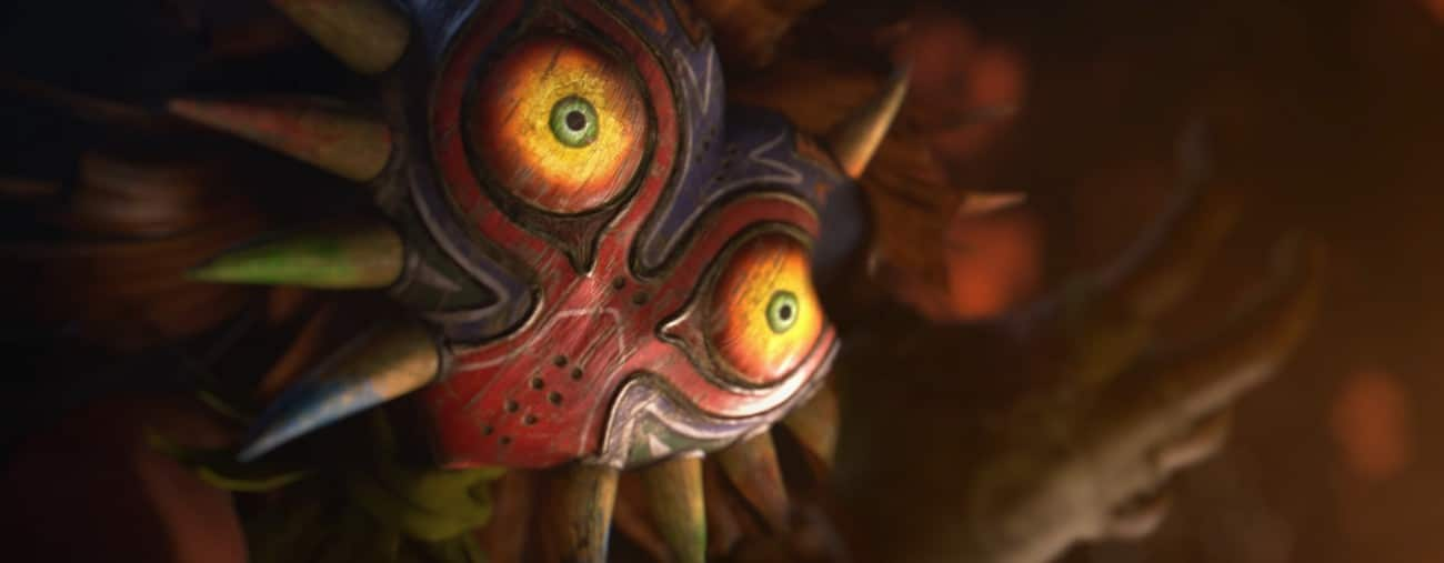majora's mask skull kid origins court métrage ember lab