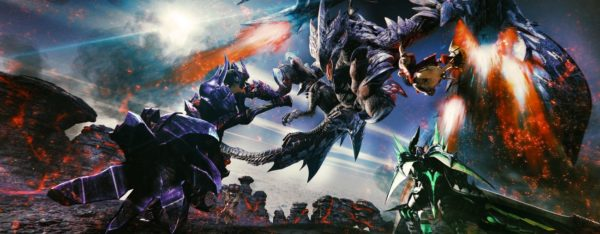 monster hunter un nouvel épisode switch en preparation ?
