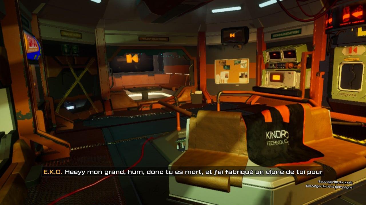 Journey to the Savage Planet : l'intérieur de votre navette