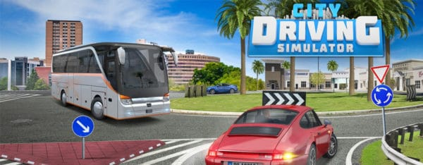 City Driving Simulator Nintendo Switch