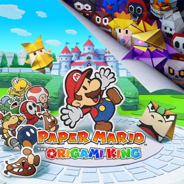Paper Mario eShop Nintendo Switch