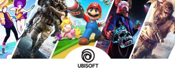 Ubisoft démission