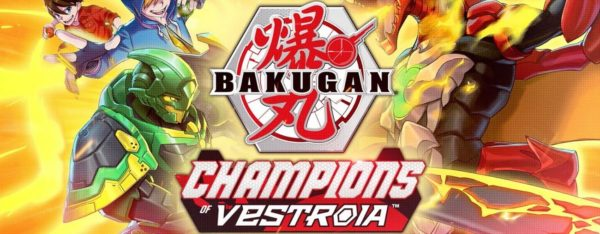 bakugan: champions of vestroia switch