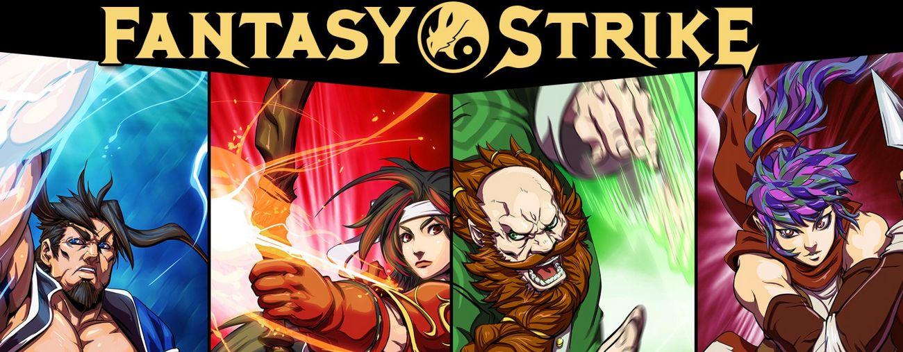fantasy strike passe en free to play switch