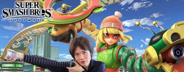 fin des fighters pass sakurai smash bros
