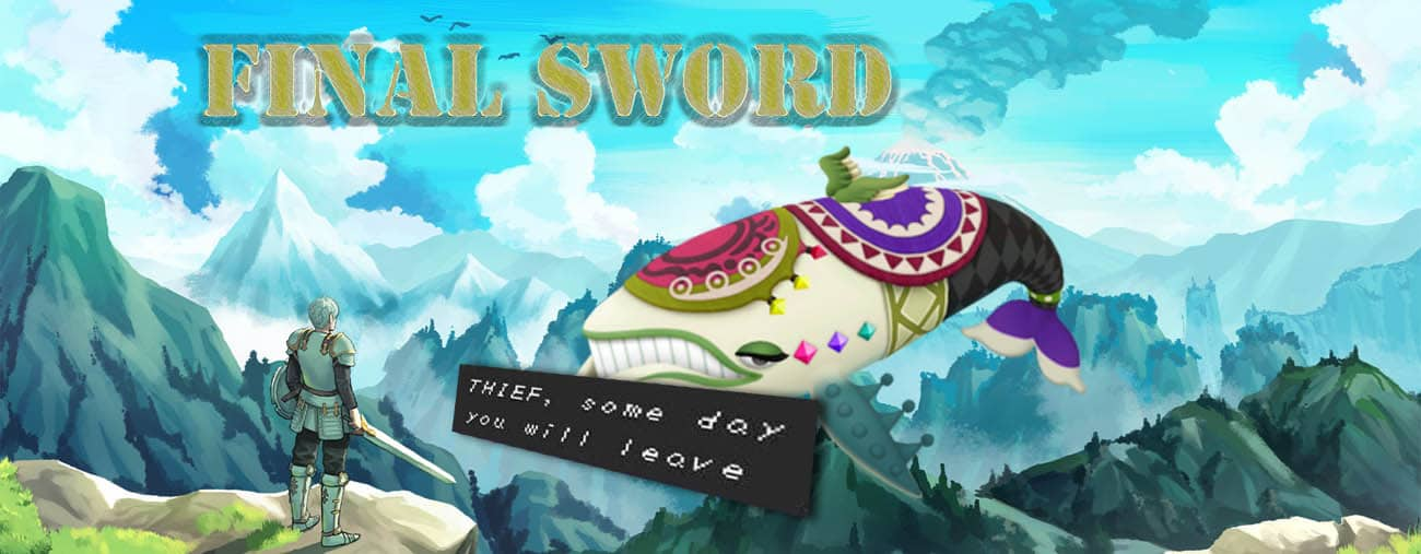 final sword zelda music thief