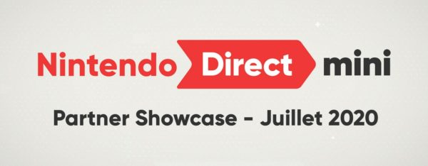 nintendo direct mini partner showcase juillet 2020