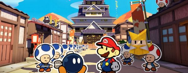 paper mario the origami king trouver toads producteur