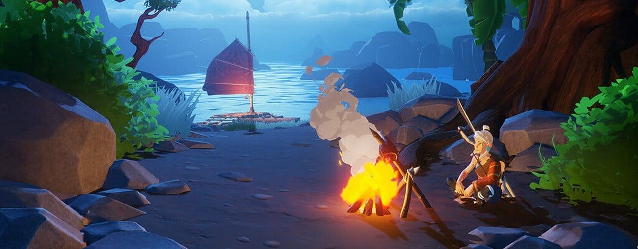 Windbound : vingt minutes de gameplay sur le jeu - Switch-Actu