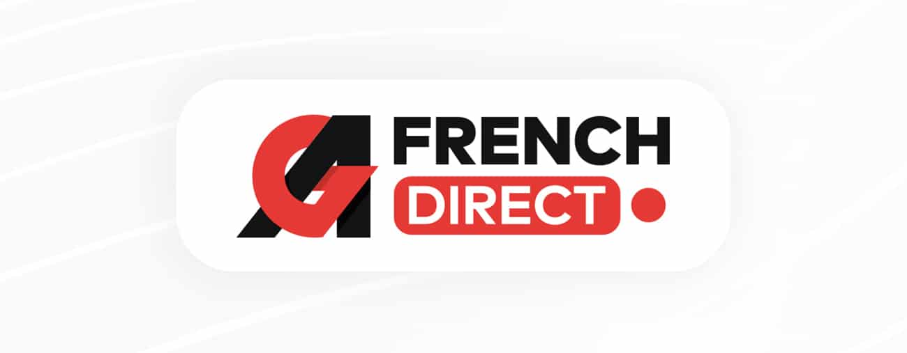 AG French Direct logo