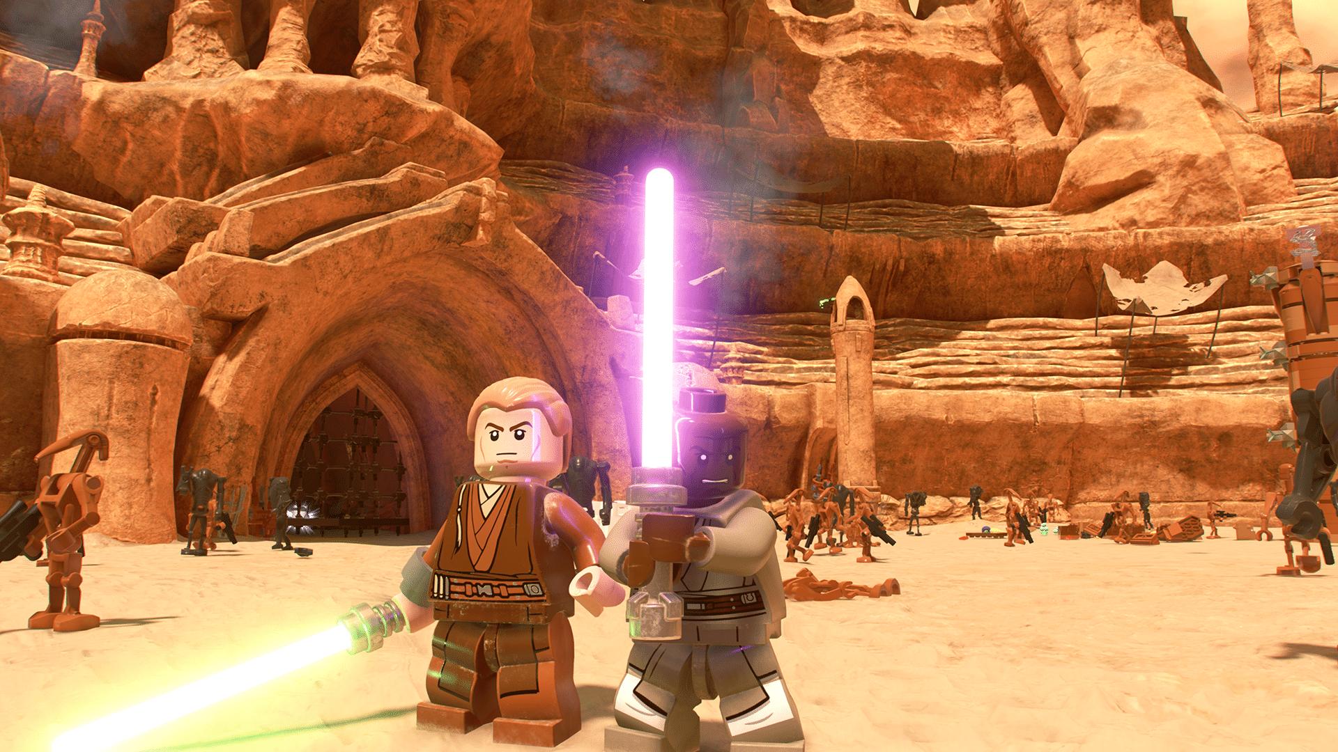 LEGO Star Wars Nintendo Switch