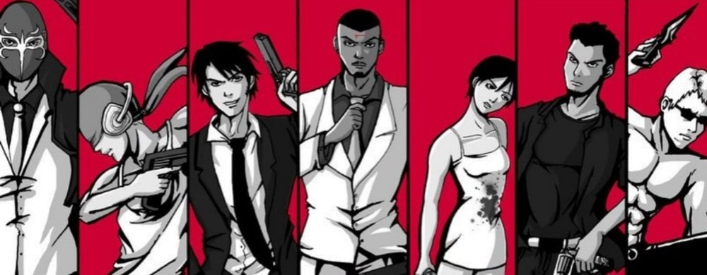 Killer7 Switch