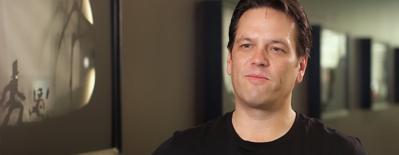 Phil Spencer Nintendo joyau
