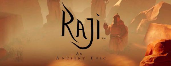Raji: An Ancient Epic Test Switch