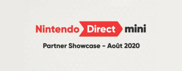 Résumé du Nintendo Direct Mini: Partner Showcase d'août