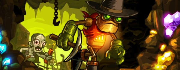 SteamWorld Image & Form