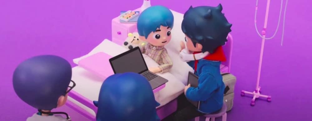 Takeshi et Hiroshi Switch