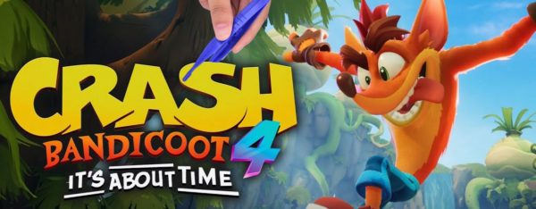 crash bandicoot 4 switch rumeur
