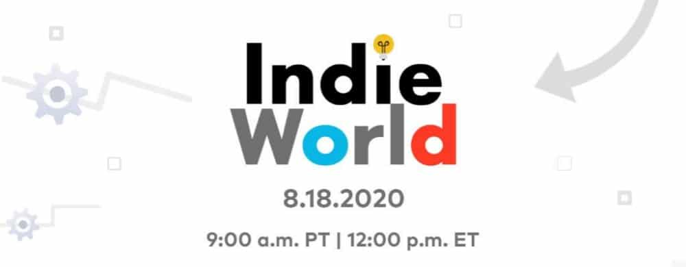 Indie World 18/10