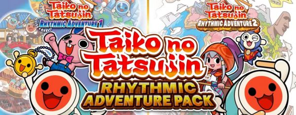 taiko no tatsujin rythmic adventure pack switch