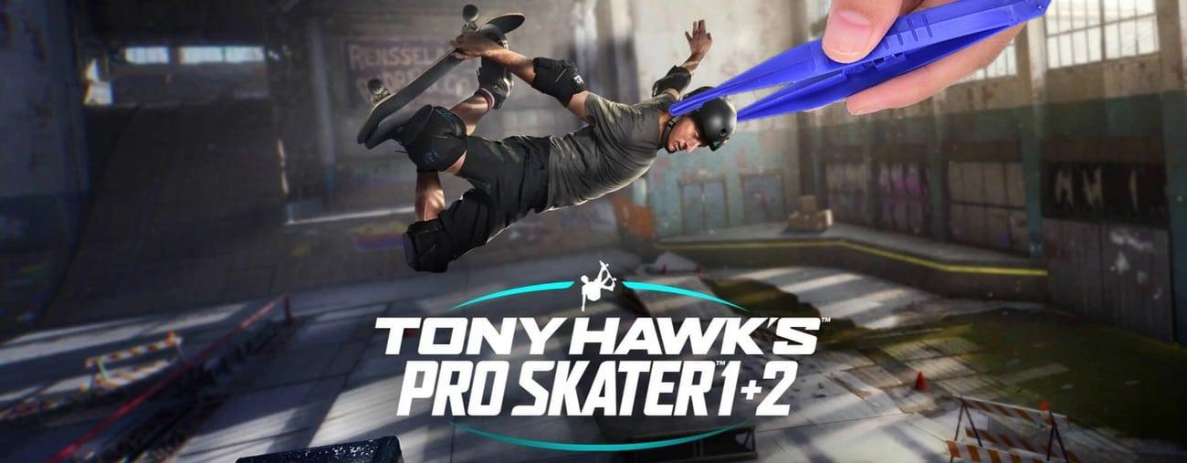 tony hawk pro skater 1 + 2switch rumeur