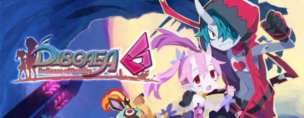 Disgaea 6 Nintendo Switch